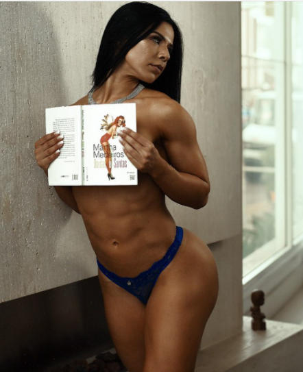 Eva Andressa Nude