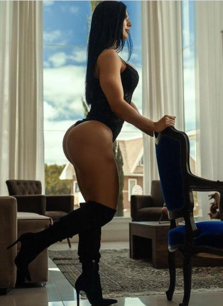 Eva Andressa Hot