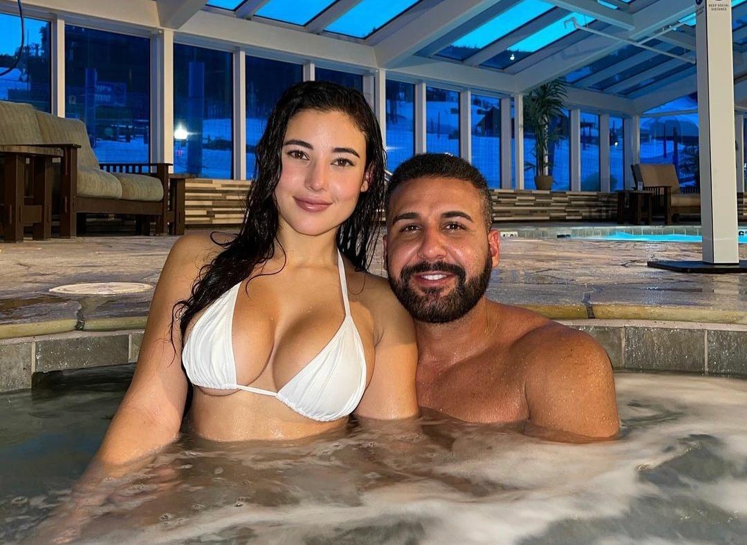 Angie Varona and Rick Arredondo